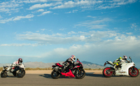 2014 Super-Middleweight Sportbike Shootout