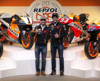 Repsol Honda Team Celebrates 20 Years