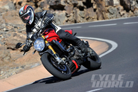 Ten Fast Facts: 2014 Ducati Monster 1200S Our Road Test Editor's quick take on the big new water-cooled Monster.