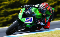 Results From Day 1 Of World Supersport Testing At Phillip Island