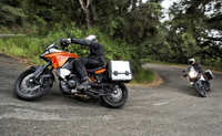 Motorcycle Stability Control Retrofit Now Available for 2013 KTM 1190 Adventure
