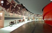 Ducati Museum Goes Virtual with Google Maps