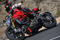 Ride Review: Ducati Monster 1200 S
