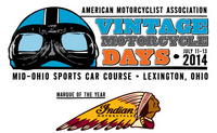 Indian Motorcycles Marque Of The Year For 2014 Vintage Motorcycle Days