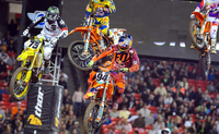 "2014 AMA Supercross – Atlanta Results "" Motorcycle.com News"