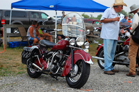 Indian Named Vintage Motorcycle Days Marque of the Year by AMA