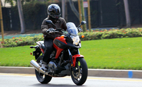 2014 Honda NC700X DCT ABS Review