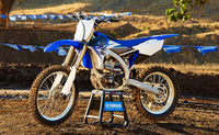 2014 Yamaha YZ450F and YZ250F Recalled