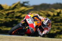 MotoGP: Phillip Island Test – Repsol Honda Day One Report