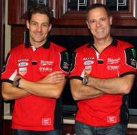 Brookes and Hutchinson Confirm IOM TT Entry