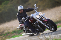 2014 Triumph Thunderbird Commander – First Ride An old name on Triumph's new big-bore cruiser.