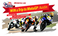 Win a Trip for Two to Watch MotoGP in Austin