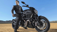 2015 Ducati Diavel unveiled in Geneva