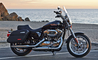 2014 Harley-Davidson SuperLow 1200T Preview