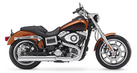 2014 Harley-Davidson Low Rider and SuperLow 1200T