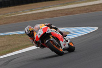 Lorenzo Sets Fastest Lap Time As MotoGP Tire Testing Concludes at Phillip Island