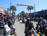 2014 Daytona Bike Week Activities