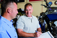 Tips For Finding A Good Motorcycle Mechanic Tip #236 from the pages of The Total Motorcycling Manual