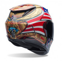 Limited Edition Circuit Of The Americas Bell Helmet