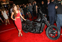 Movie Star! Harley-Davidson Street 750 New Captain America: The Winter Soldier, features a new Harley Street 750.