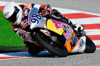 Our Jack Fastest in Final Moto3 Test