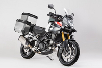 SW Motech Introduces Adventure Accessories for Suzuki's New V-Strom 1000
