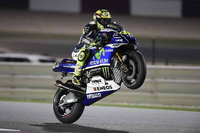 Movistar Yamaha Riders Fight for Grip in Qatar as MotoGP Begins