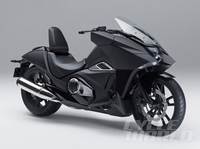 "Honda NM4 Vultus – First Look ""Front Massive Styling"" defines prototype parallel-twin motorcycle unveiled in Japan."