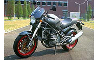 2001 Ducati Monster S4 First Ride