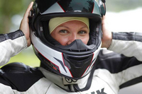 Helmet Hed: New Head Gear For Motorcyclist