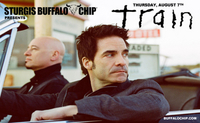 Train Joins 2014 Sturgis Buffalo Chip Music Festival