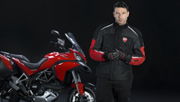 Ducati Multistrada D-Air launched with air bag integration
