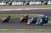 Moto3: Fenati Wins Argentina With Suspect Move