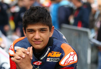 Just Three Races Remain in the 2014 Red Bull MotoGP Rookies Cup.