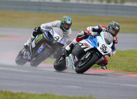 Josh Hayes Claims Another AMA Pro SuperBike Title at New Jersey as Roger Hayden Wins the Race
