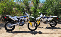 2015 Husqvarna FE 350 S and FE 501 S Review