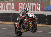 Excellent Double Second Place for a Generous Leon Haslam in the Thai Races