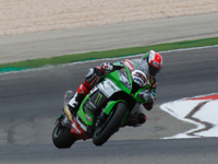 Kawasaki wSBK's Rea Pulls Away to Take Fourth Double of the Season