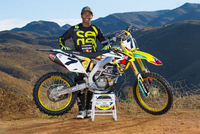 AMAMX: James Stewart Re-Signs with Yoshimura Suzuki