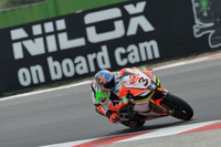 Six-Time SBK Champion Biaggi Ends Opening Day on Top as Misano Times Tumble