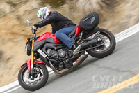 2014 Yamaha FZ-09 – LONG-TERM TEST WRAP-UP Triple blaster.