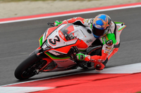 Aprilia's Max Biaggi Exceeds Expectations in Misano SBK Free Practice