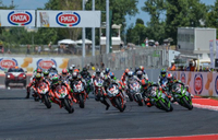 Misano Extends World Superbike Contract thru 2019