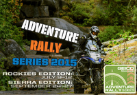 CYCLE WORLD ADVENTURE RALLY Sign up now! Our Rockies Edition, presented by GEICO Motorcycle, is filling up fast!