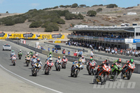 WILL NASCAR OPERATE MAZDA RACEWAY LAGUNA SECA? Will the International Speedway Corporation (NASCAR) take over control of one of our favorite tracks?