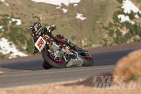 TECH UPDATE: Altitude's Effect on Performance How does the thin air at Pikes Peak affect our Victory Project 156 Hill Climb Special?