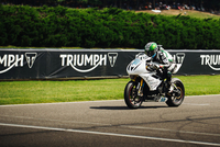 Triumph Racer Set for Racing Action at Miller Motorsports Park and Lima Half Mile