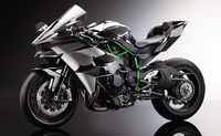 Kawasaki Ninja H2R Recalled in Australia
