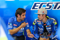 CW INTERVIEW: Davide Brivio Suzuki's MotoGP Team Manager talks candidly about the progress of the GSX-RR.
