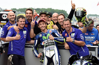 Rossi Claims Phenomenal Pole Position at the Cathedral
